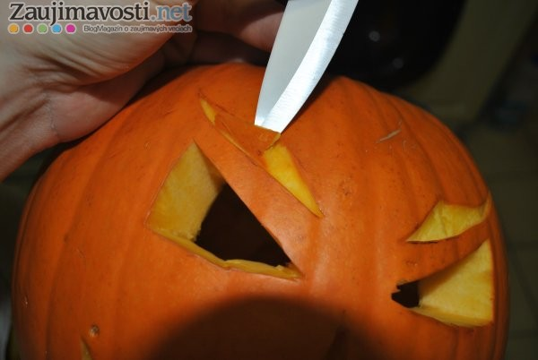 Jak vyřezat dýni / tykev na Halloween: tipy, fotonávod a nástroje
