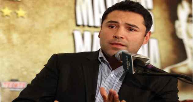 Oscar De La HoyaGY
