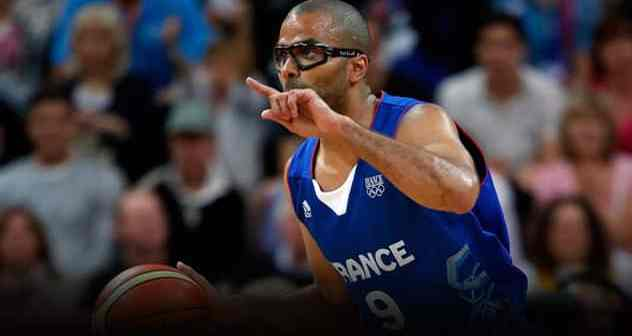 Tony+Parker+Olympics+Day+2+Basketball+Featured