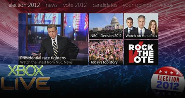 election-2012-hub-xbox-360-live Featured