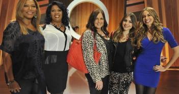 Sofia Vergara on The Queen Latifah Show