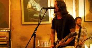 Foo Fighters suprise Event concert