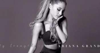 arianna grande my everything album cover