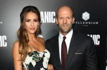 Mechanic Resurrection Jessica Alba-Jason Statham