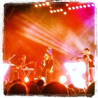 CHVRCHES >> Tether in Tempe [Marquee Theatre]