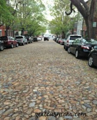 Sights of Old Town Alexandria as seen on a morning run. @zealousmom.com #running