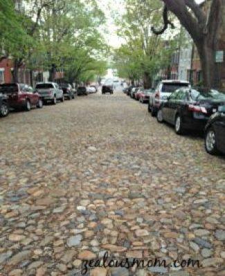 Sights of Old Town Alexandria as seen on a morning run. @zealousmom.com #running