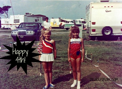 July 4th Nostalgia-zealousmom.com #julyfourth #4thofjuly #holidays