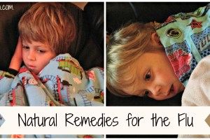Natural remedies for the flu #1