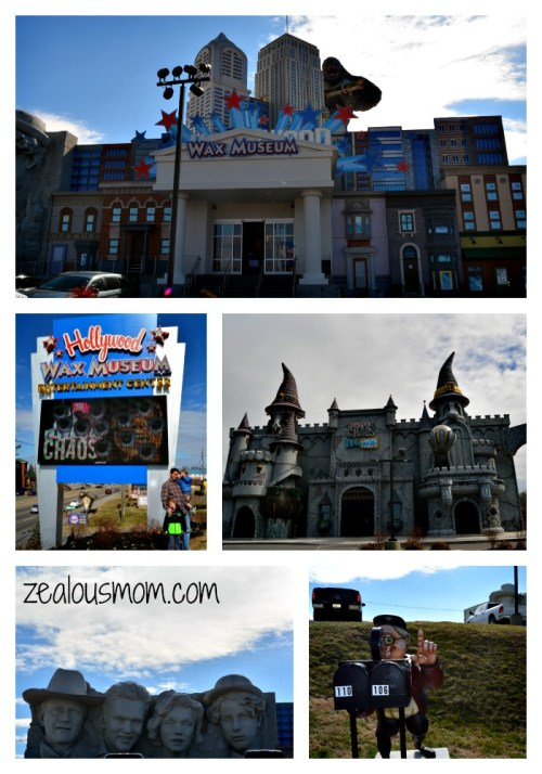 Hollywood Wax Museum-Pigeon Forge. #Tennessee #travel #waxmuseum #Hollywood @zealousmom.com