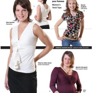 Sewing Patterns & Notions