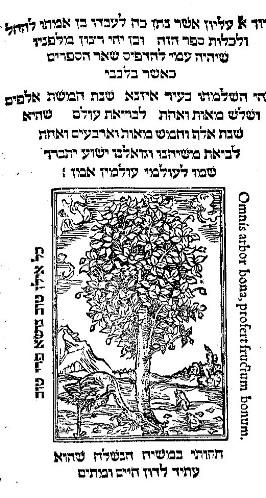"""דגל המדפיס עם הטקסט המקורי """"המשיח הנשלח"""""""