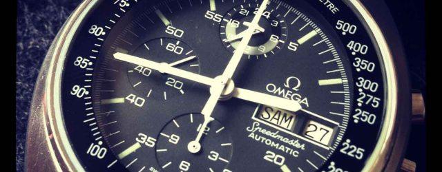 Omega Speedmaster Mark 4.5 ebay Fundstücke