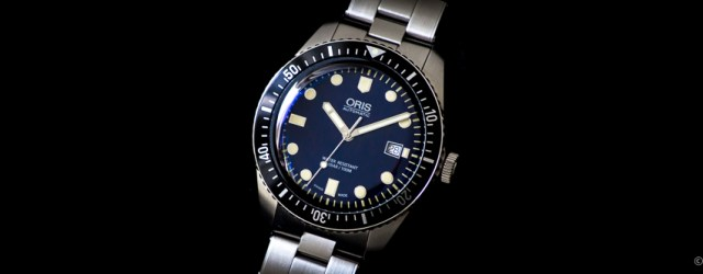 Oris Divers Sixty Five 42mm-1