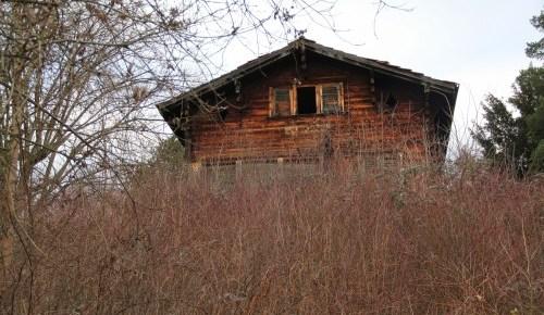 gesichtet #61: Das Geisterhaus von Riehen