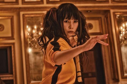 Auch Frauen spielen eine wichtige Rolle in Shion Sonos Mangaverfilmung. (Bild: zVg)