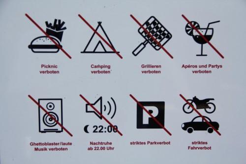 Verbote Margarethenkirche