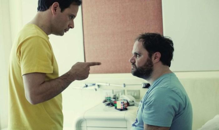 Yannis und Dimitris: klar, wer hier der Boss ist. (Bild: zVg)