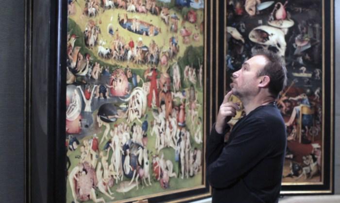 Ein scharfer Blick auf das Werk von Hieronymus Bosch. (Bild: zVg)