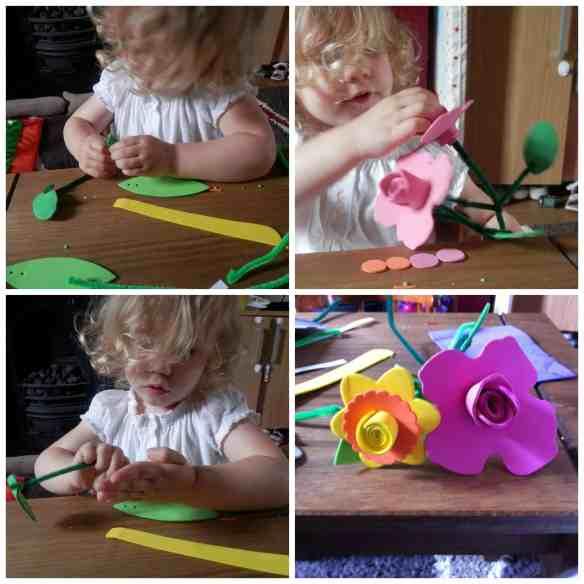 Flower Wilko Craft