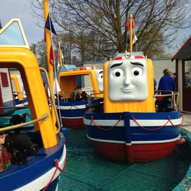 captain's sea adventure thomas land