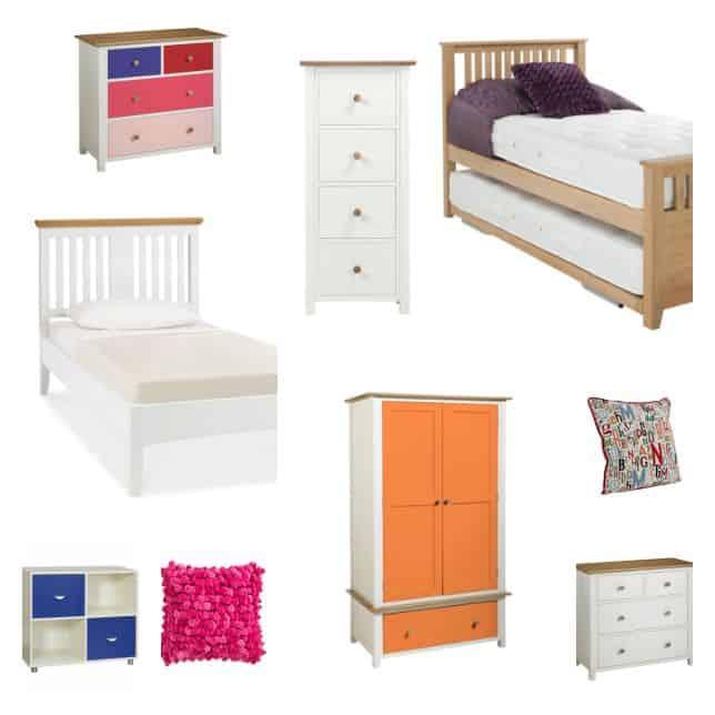 Furniture Village Girls Bedroom Ideas
