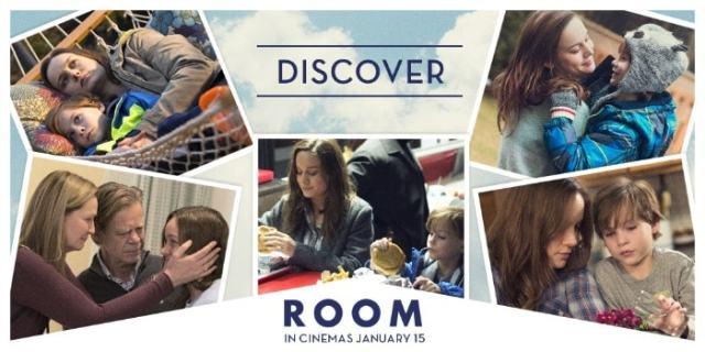 Room Film Release Including Giveaway