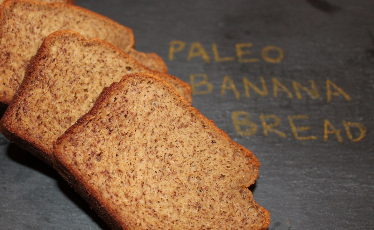 Banana Bread (sweetener-free)