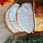 Smoky Roast Turkey Breast