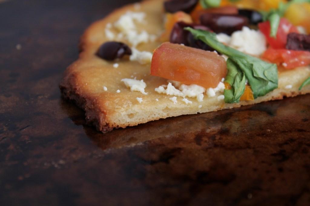 New York-Style Paleo Pizza Crust