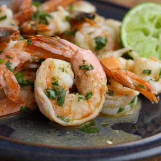 The Zenbelly Cookbook Sneak Peek: Cilantro-Lime Roasted Shrimp