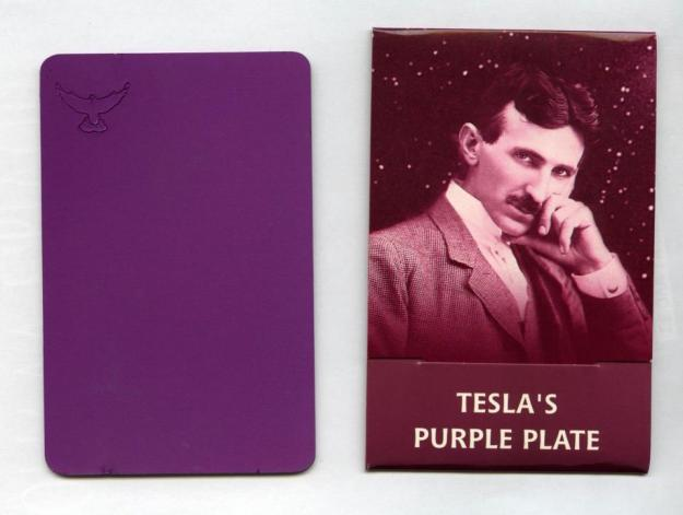 Plaketa Tesla