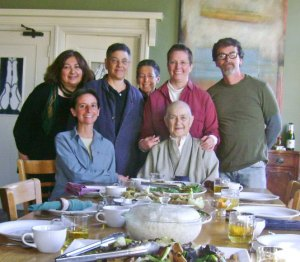 From Blanche's 85th birthday (Photo: Daigan Gaither)