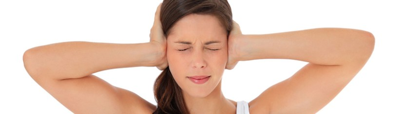 Tinnitus is caused by exposure over time 1