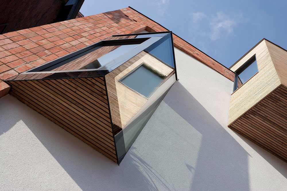 Gallery zero carbon house for Design house architecture hamilton