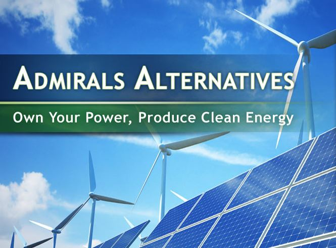 admirals program. Financing Renewable Energy and Energy Efficiency Upgrades for