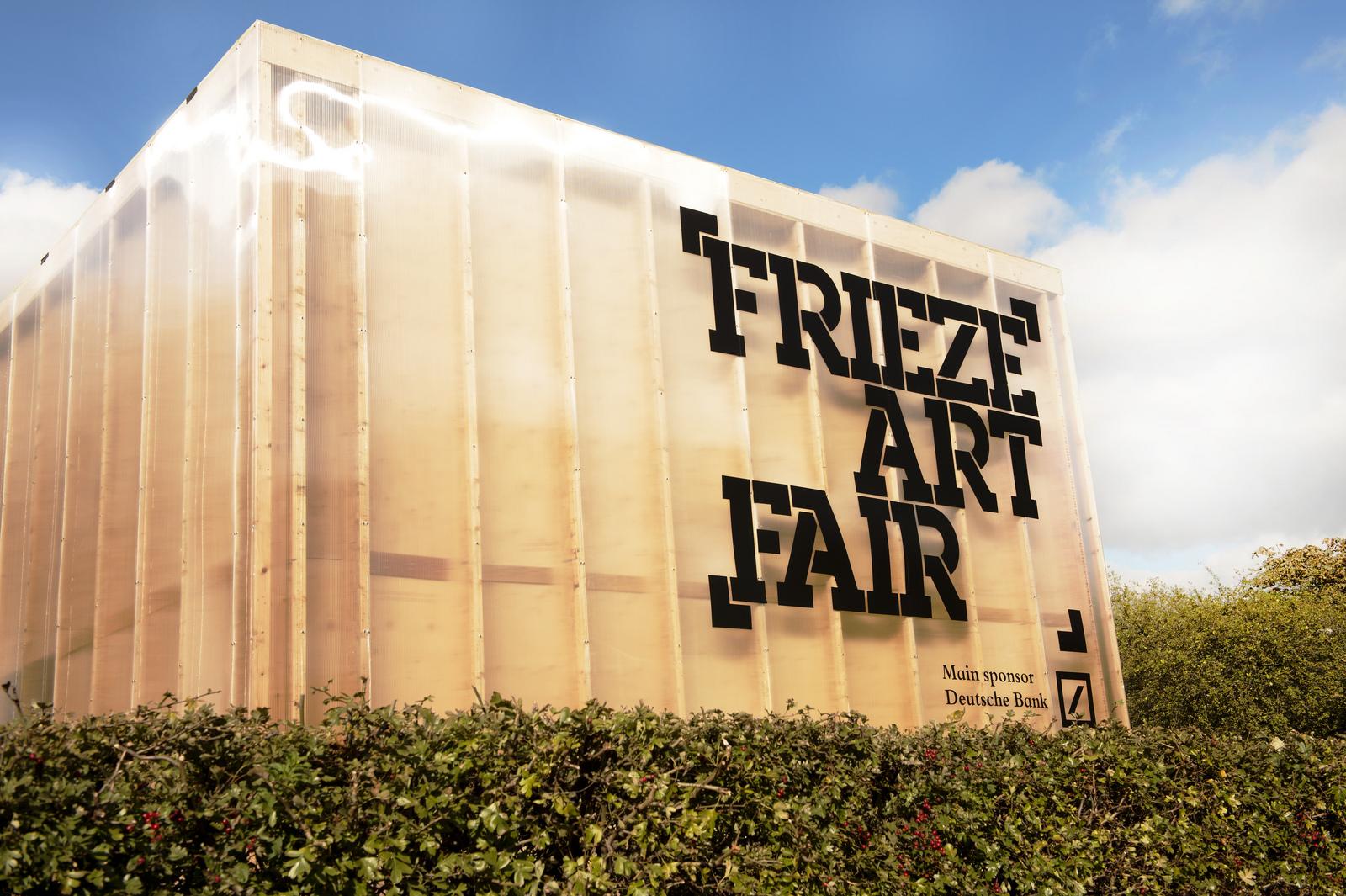 Open Call – Frieze Artist Award 2016
