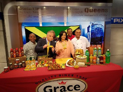 Enjoy the culture and taste of Jamaica at summer events across the U.S. at Grace Jamaican Jerk Festival