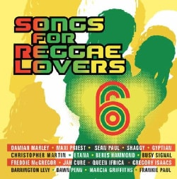 """Right in time for Valentine's Day, """"Songs for Reggae Lovers: Volume 6"""" is now available on VP Records/Greensleeves Records. The two-disc album gathers 30 rose handed love duets from top acts in reggae"""