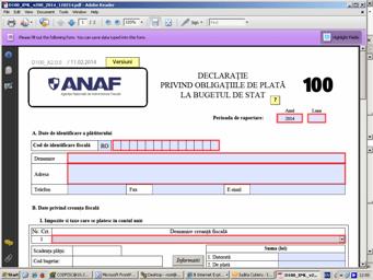Firmele pot comunica electronic cu MFP și ANAF