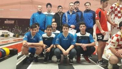 Popicarii petrileni au ratat podiumul calificării la Cupa României