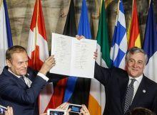 declaratia UE
