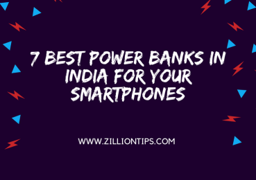 7 Best Power Banks in India for Your Smartphones