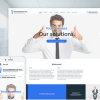 Top 15 Best HTML 5 Plus JavaScript Website Templates for Business and Finance