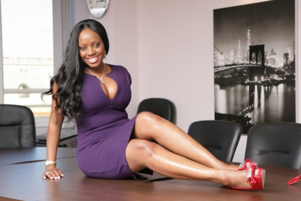 Makosi, the former BBA beauty, entrepreneur and host of Makosi Today TV show