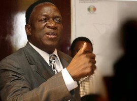 First 10 days in office have been 'hectic', says Mnangagwa