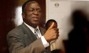 Mnangagwa's allies fight back