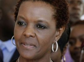Zimbabwe lawmaker acquitted of insulting Grace Mugabe