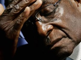 Robert Mugabe ruling Zimbabwe from hospital bed, says opposition