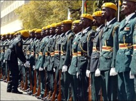 Mugabe is scared of a rebellion, soldiers' bonus award a bribe